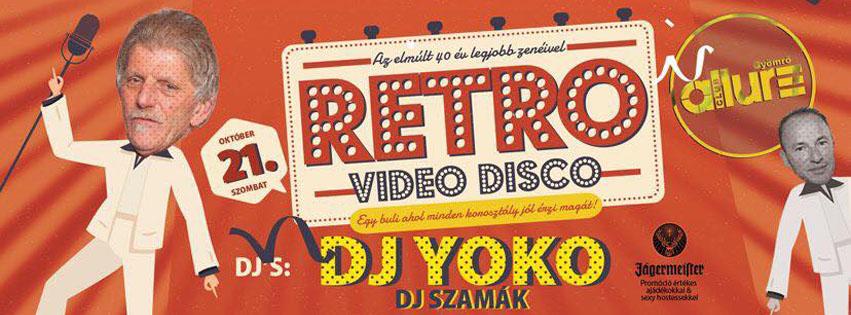 11Retro Video Disco